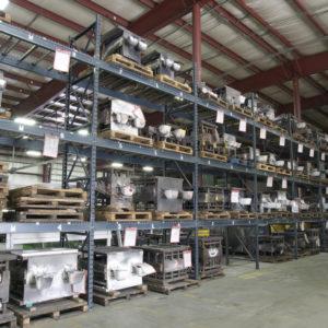 Machining & manufacturing shop equipment