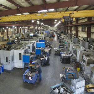 CNC manufacturing machines