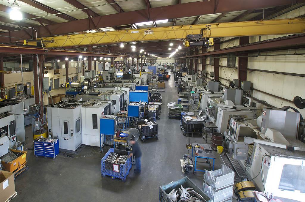 CNC Machining Photos | Leclaire