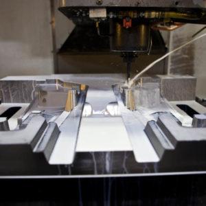 Tool & die engineering machine